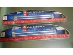 """2 Embalagens de 2 x Neons 9"""" Azul - Cátodo Frio - Race Sport"""