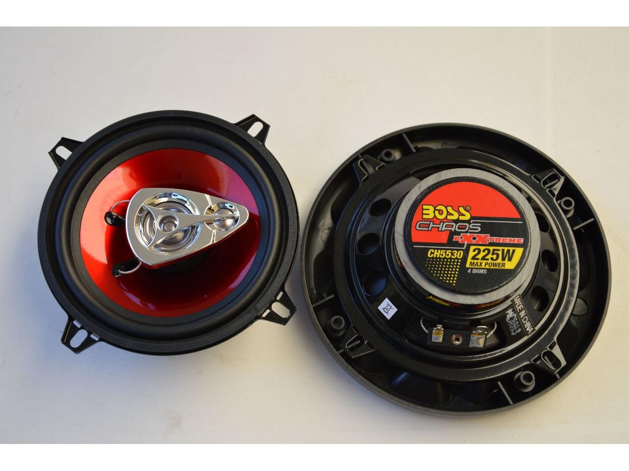 "Colunas Boss Audio CH5530, 5.25"", 225W - 1/4"