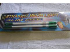 Neon Phonocar de 22cm, cor verde