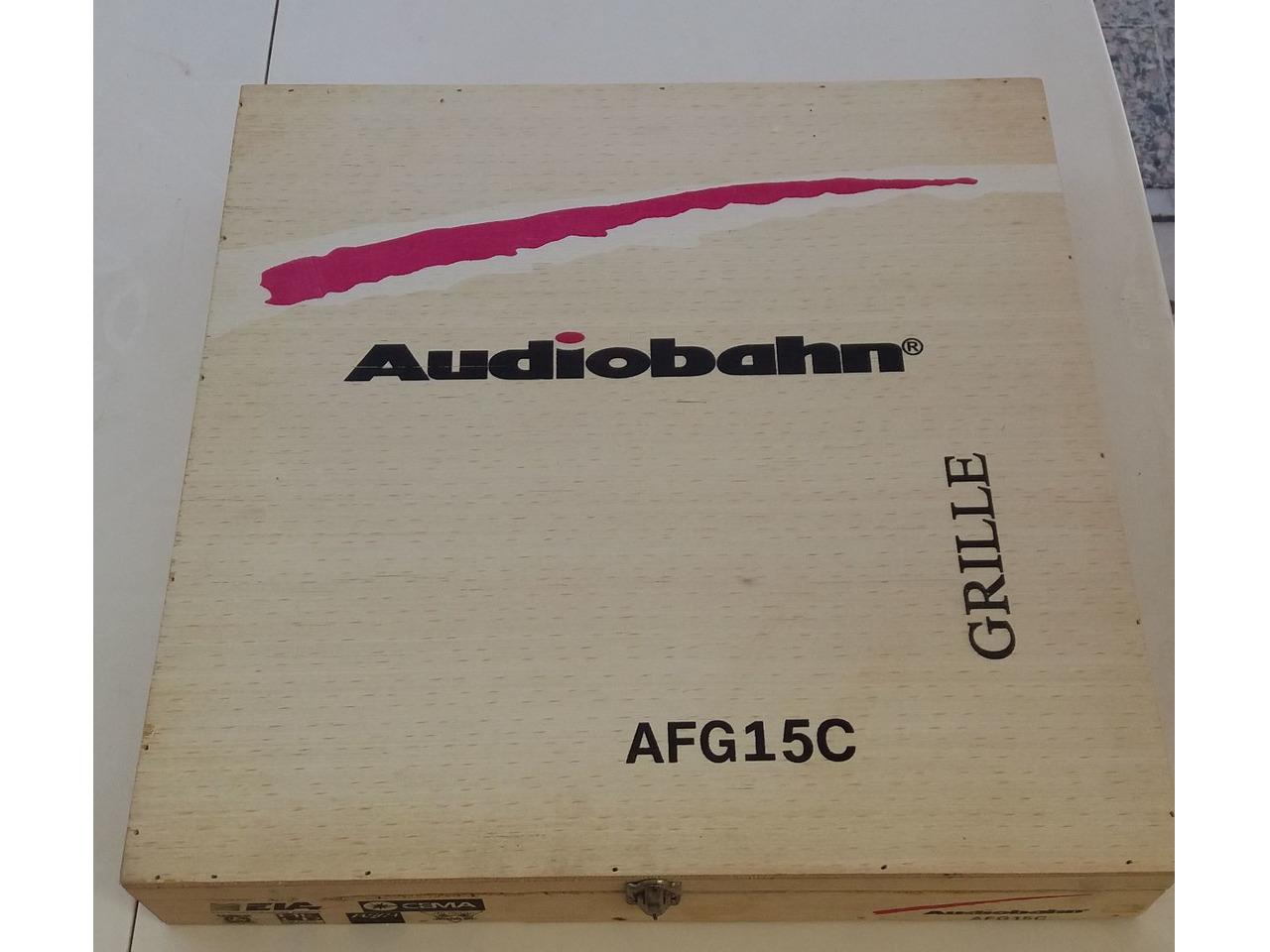 "AFG15C - Grelha para subwoofer de 15"", Audiobahn - 3/3"