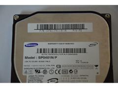 Disco Samsung IDE, 40Gb