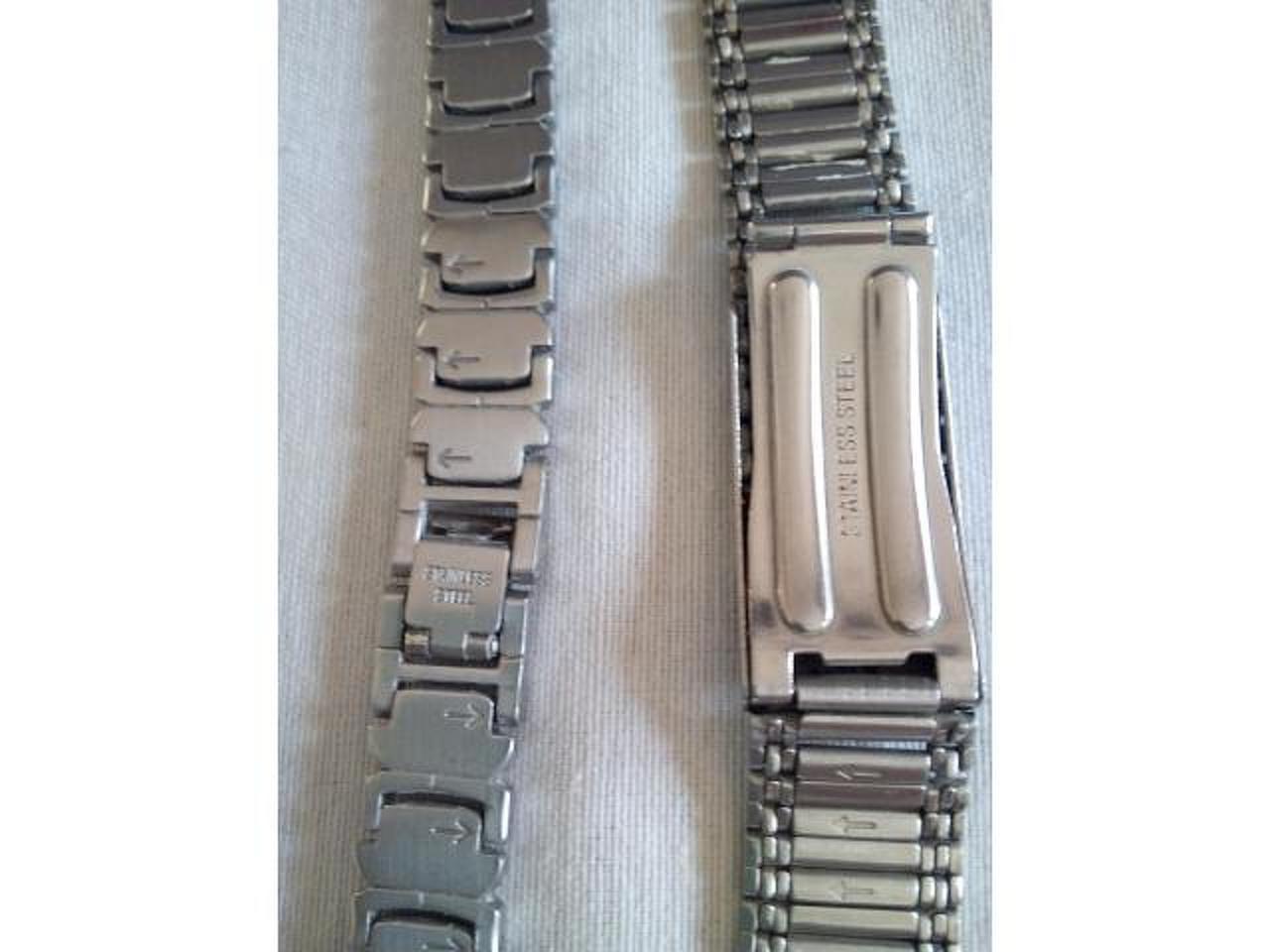 Braceletes para relógios, ajustáveis. - 2/3