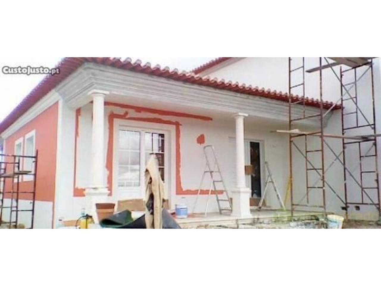 Construção Pinturas Trolha Tectos Falsos Etc, - Porto - 1/2