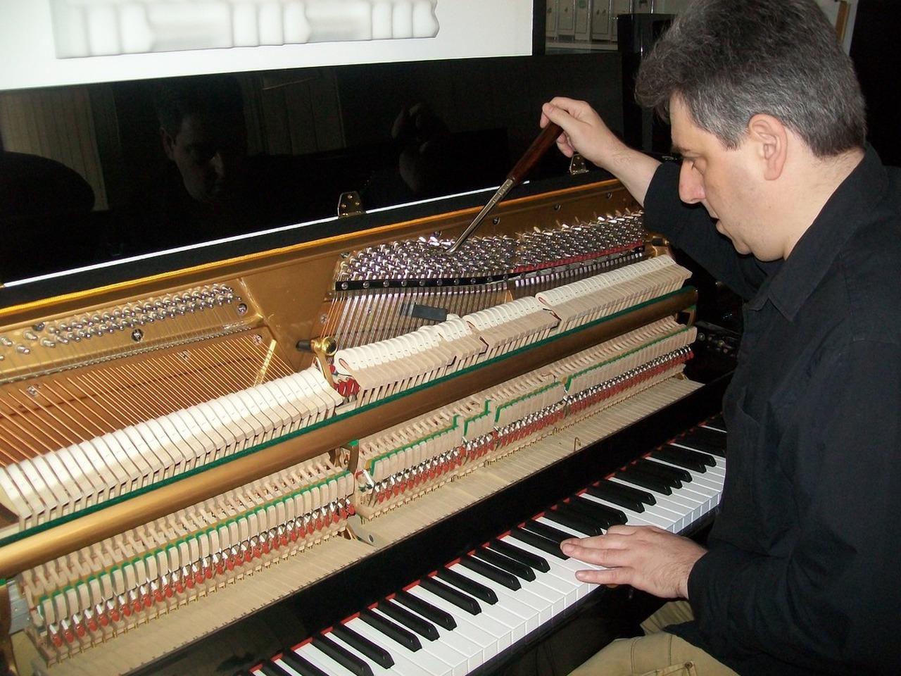 Afinador técnico de pianos . Lisboa - 2/5