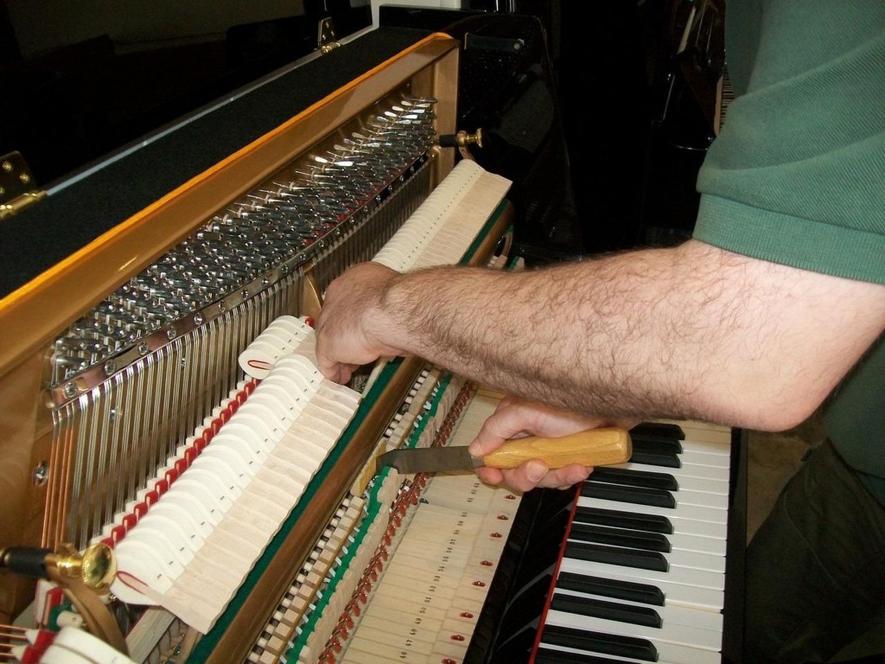 Afinador técnico de pianos . Lisboa - 5/5