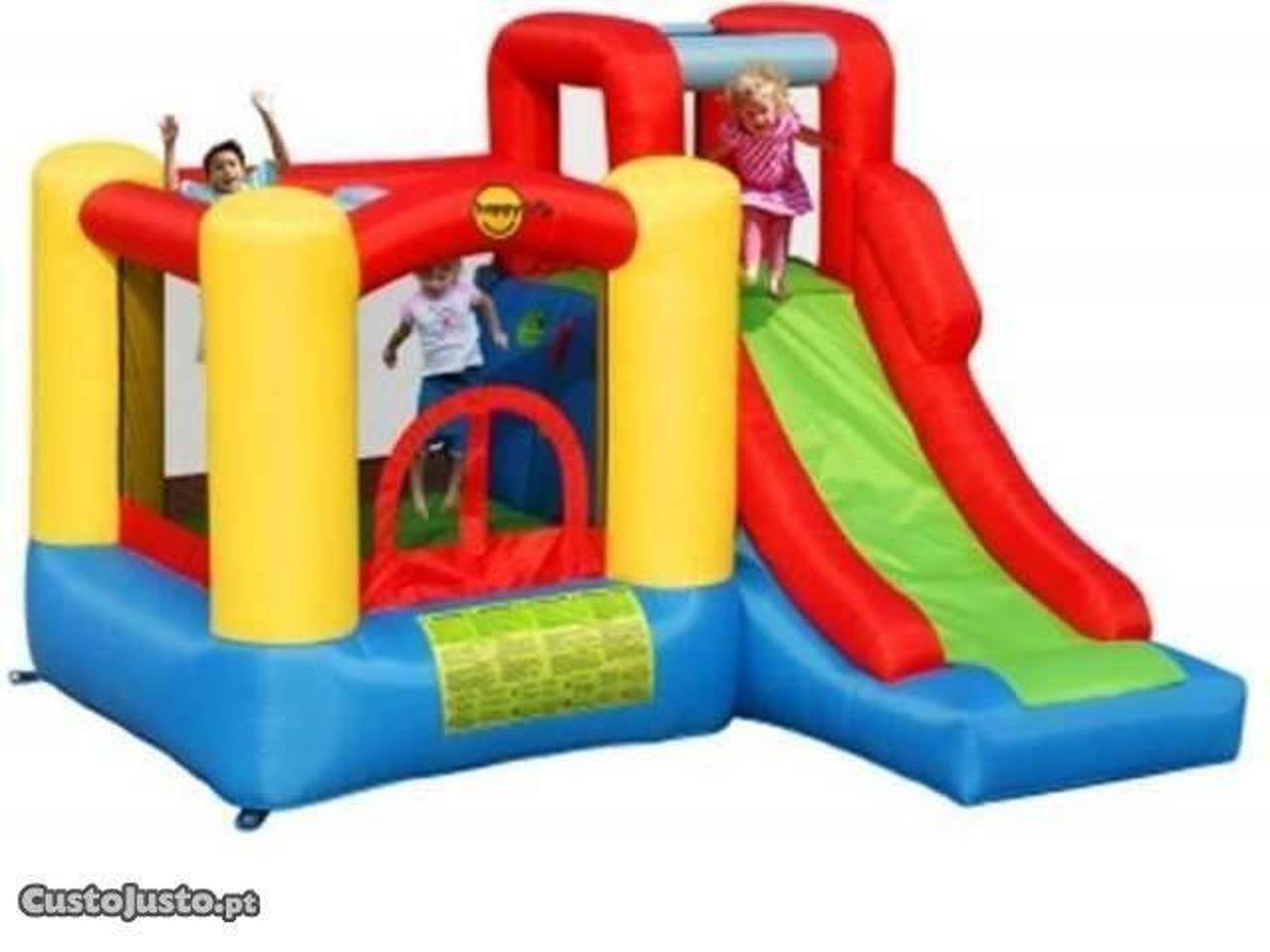 9171-Insuflável Adventure Zone Jumping Castle - 1/1