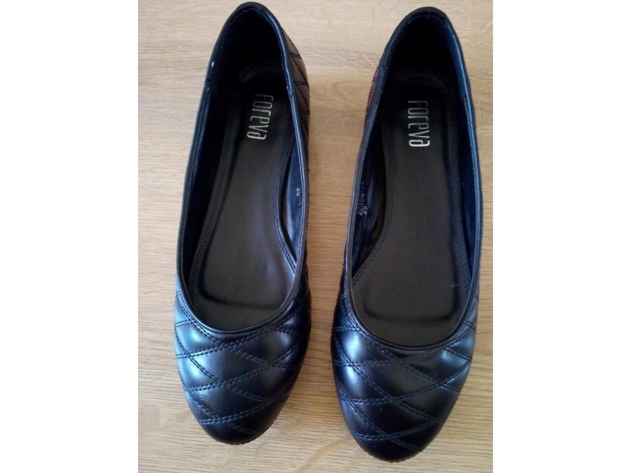 """Sapatos/Sabrinas de marca """"Foreva"""" - 1/4"""