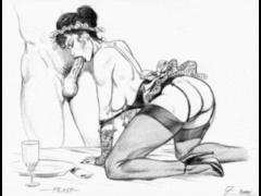 Mulher para sexo oral ate ao fim