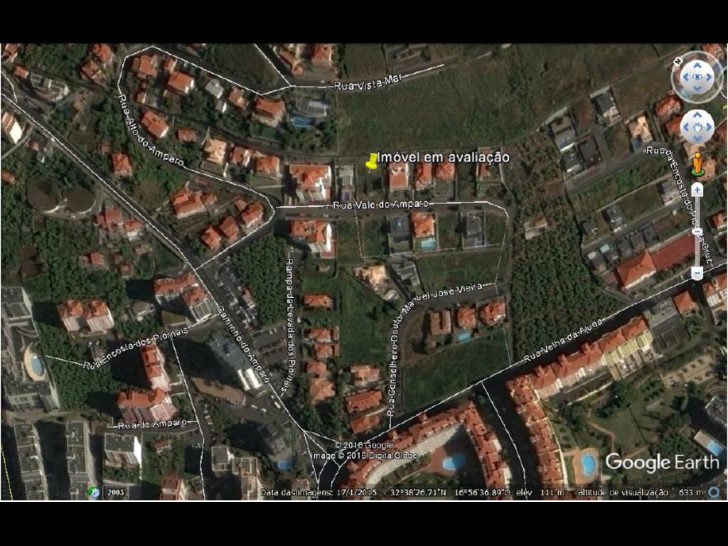 Terreno de 884m2 com Projeto para T3 LUXO - 4/12