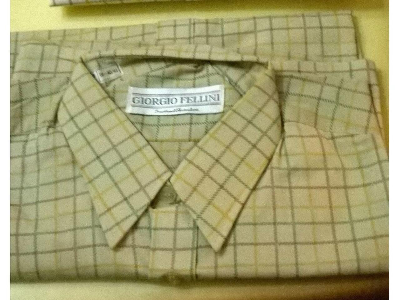 Camisa(s) Gianfranco(4),M.Conti,M.Dutti,G.Fellini(2) A.Violi,etc - 1/8