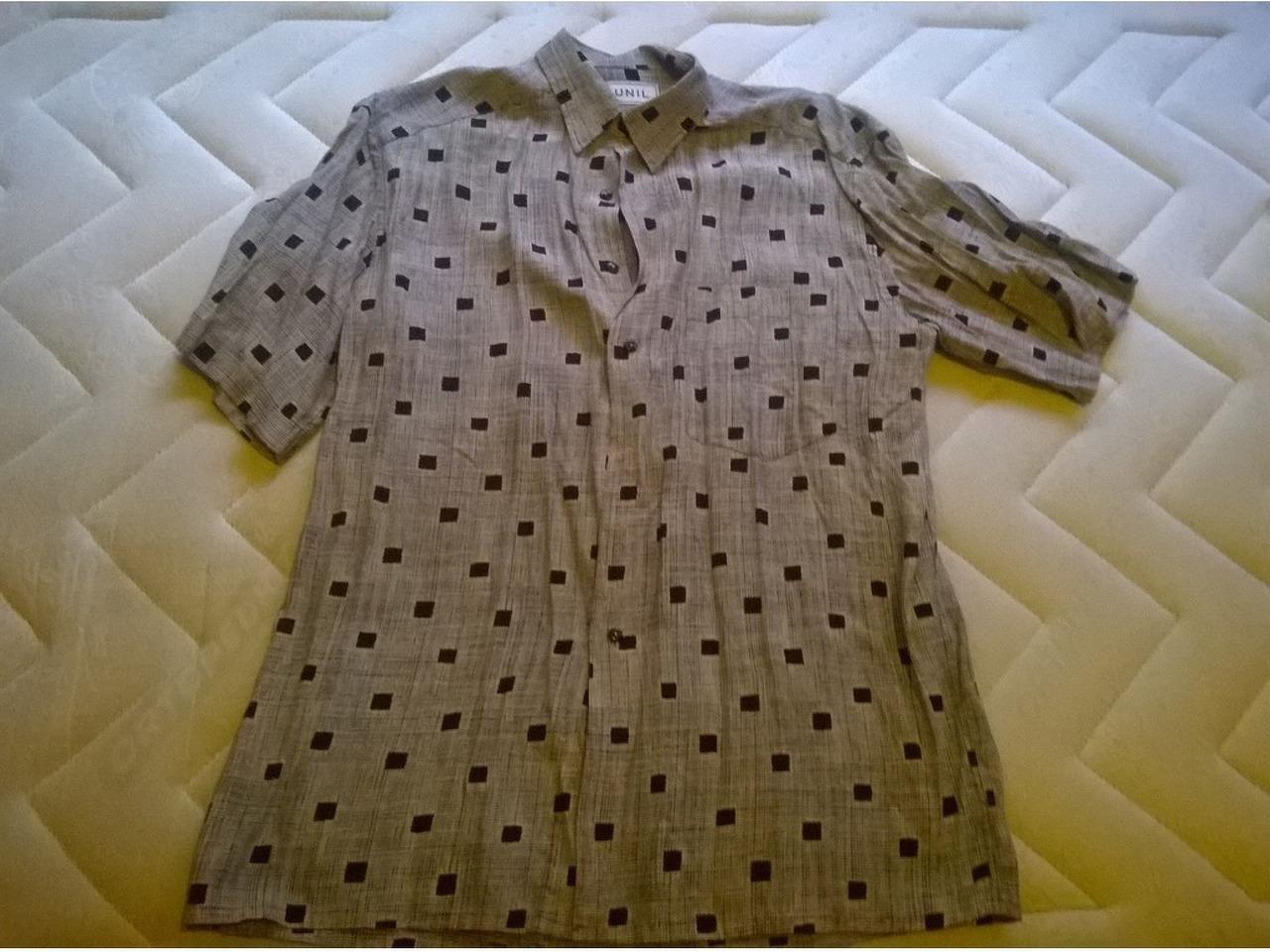 Camisas Dunil (3), sem marca e River Woods - 3/5