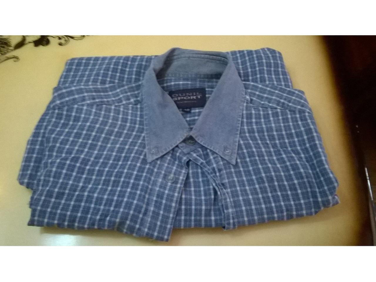 Camisas Dunil (3), sem marca e River Woods - 4/5