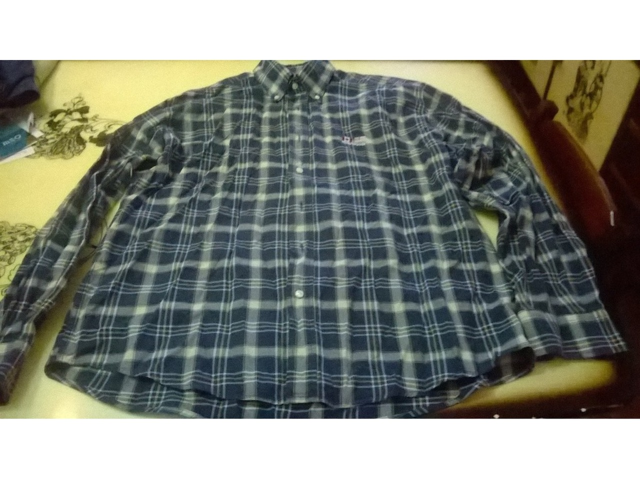 Camisas Dunil (3), sem marca e River Woods - 5/5