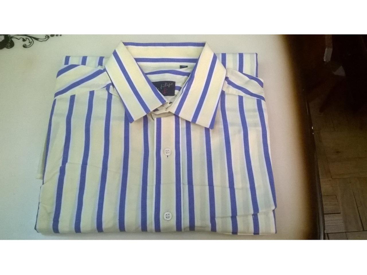 Camisas Califa, Barred's, G.Fellini, A.Milano, etc - 1/7