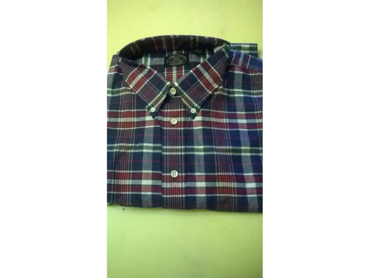 Camisas Califa, Barred's, G.Fellini, A.Milano, etc - 5/7