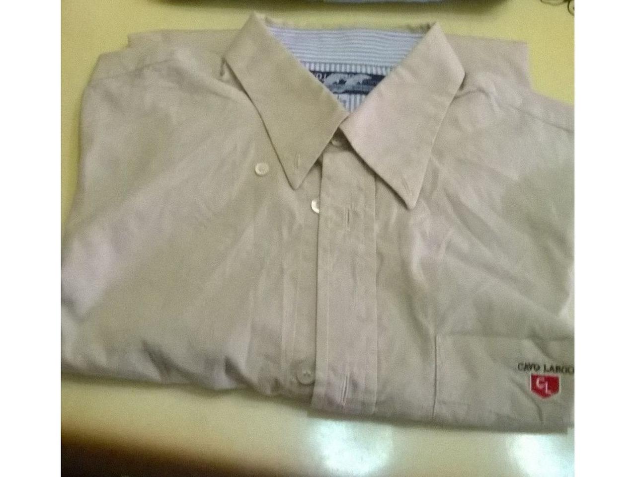 Camisas Barred's, G.Coast, C.Jeans, Cayo Largo, LOGG, N.Corrêa, etc - 3/8