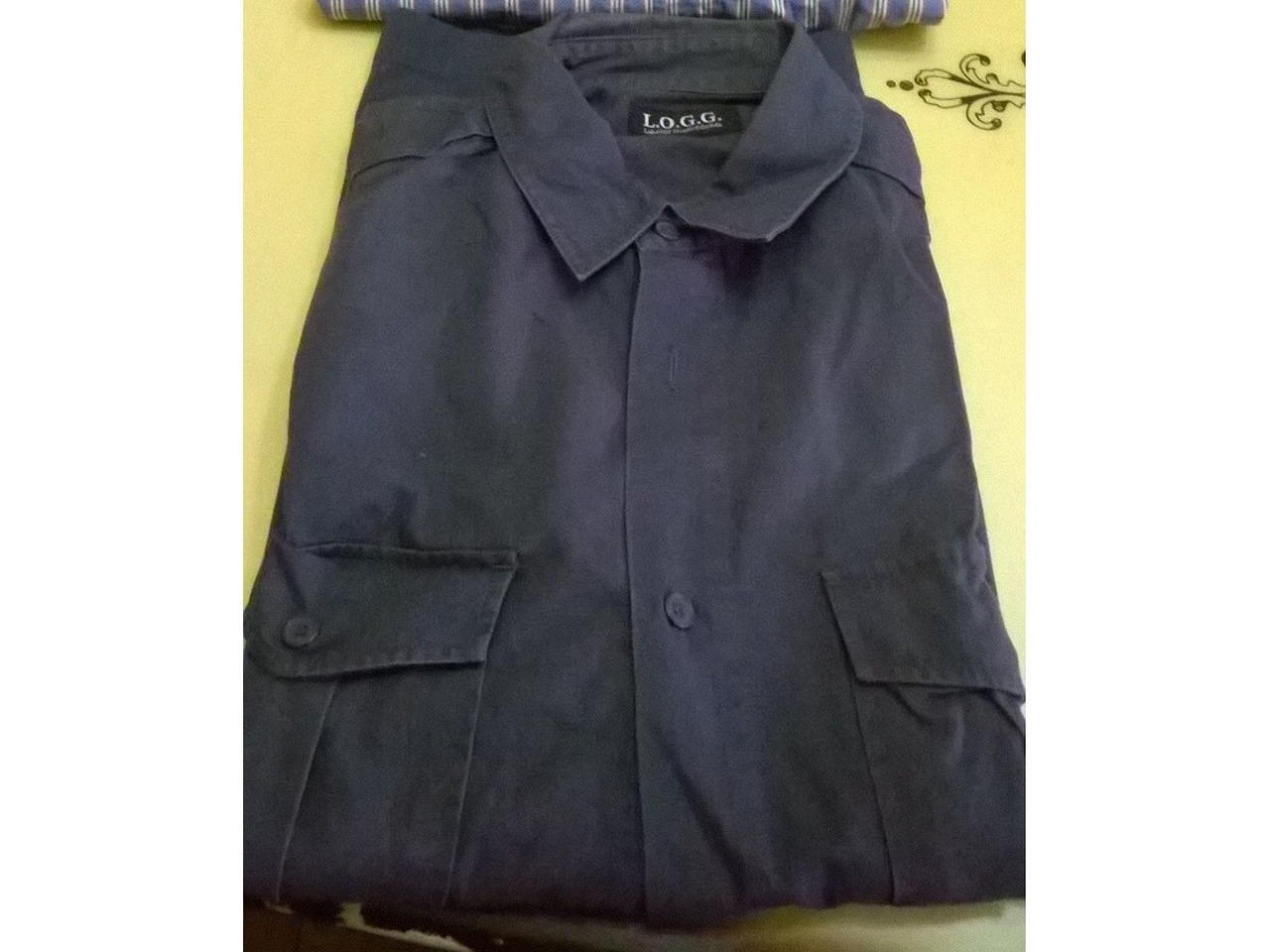 Camisas Barred's, G.Coast, C.Jeans, Cayo Largo, LOGG, N.Corrêa, etc - 5/8