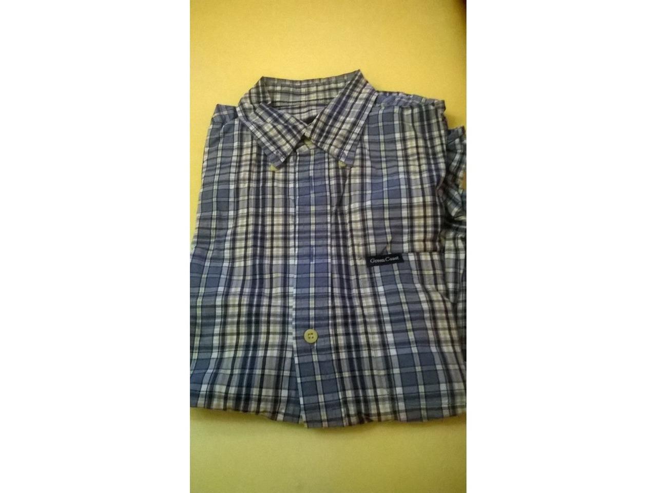 Camisas Barred's, G.Coast, C.Jeans, Cayo Largo, LOGG, N.Corrêa, etc - 8/8
