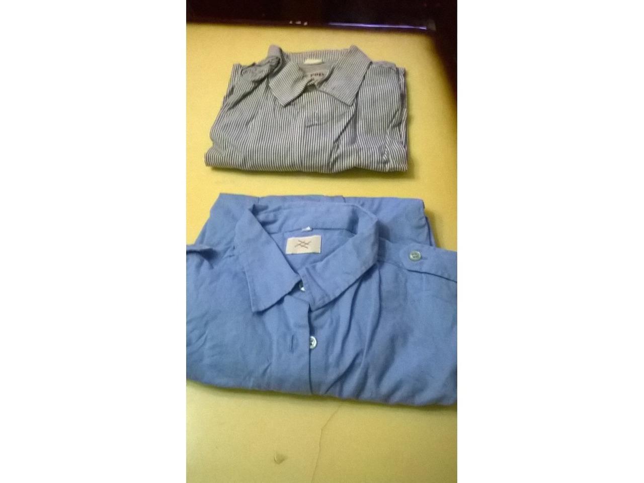 Camisas Diversas (2ª mão) WestPoint, Emidio Tucci, Posse, etc - 1/4
