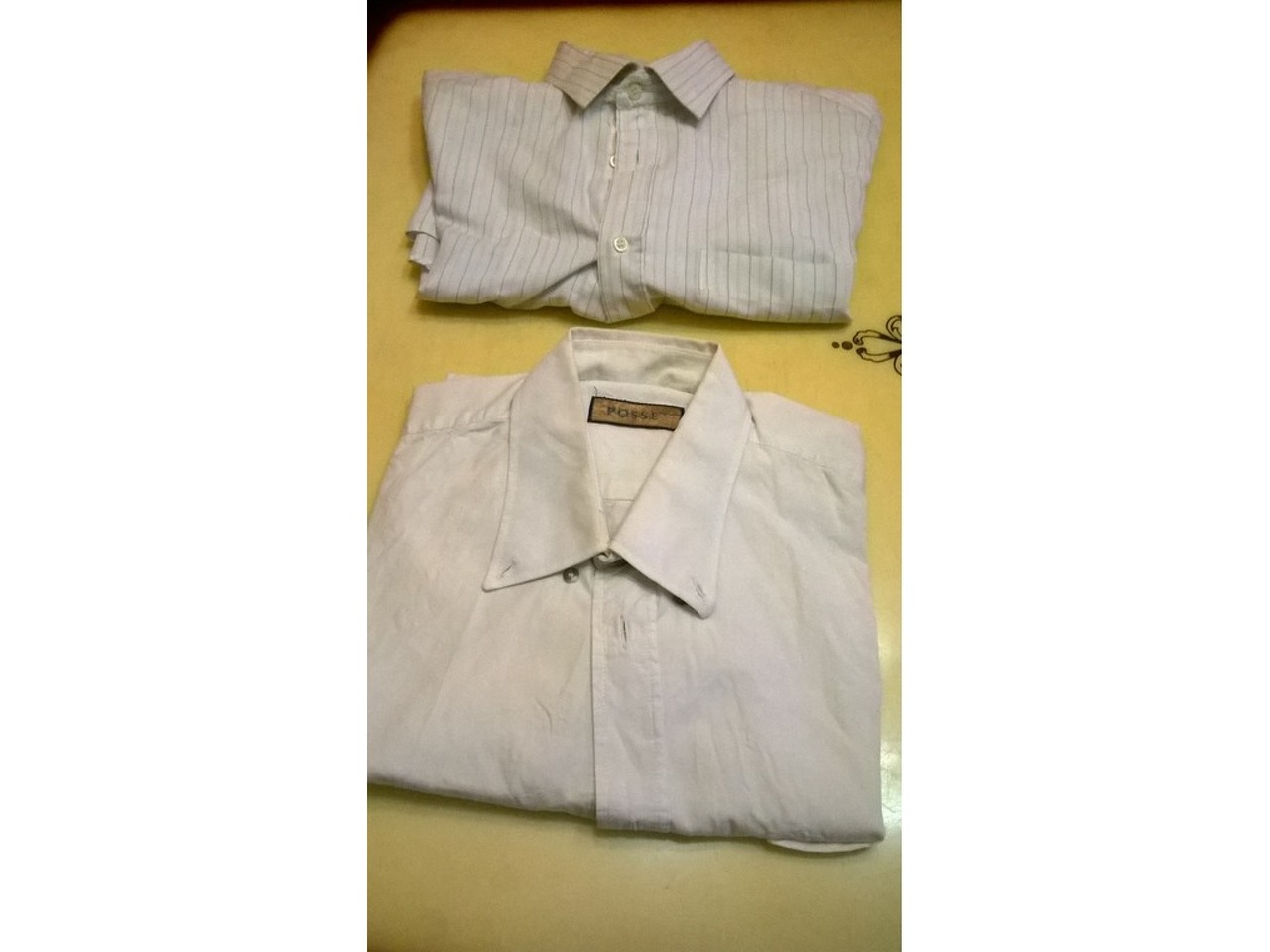 Camisas Diversas (2ª mão) WestPoint, Emidio Tucci, Posse, etc - 3/4