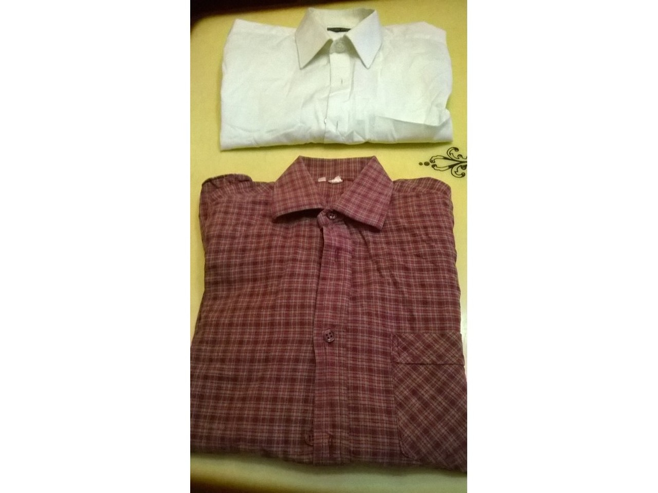 Camisas Diversas (2ª mão) WestPoint, Emidio Tucci, Posse, etc - 4/4