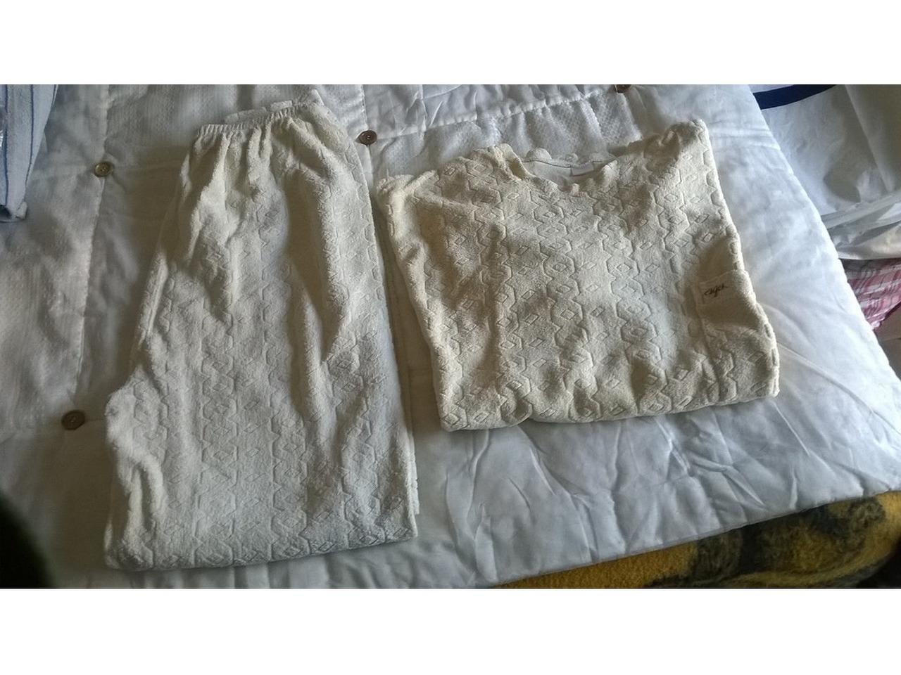 Pijamas (segunda mão) - 6/12