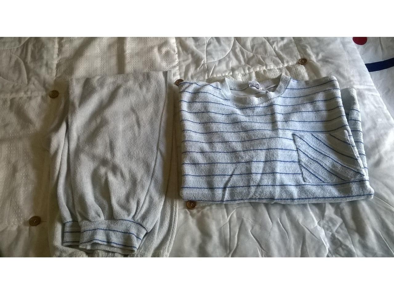 Pijamas (segunda mão) - 8/12